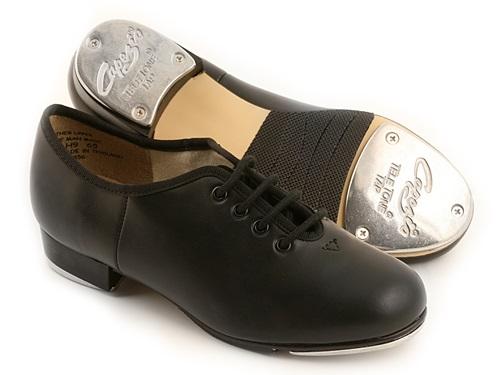 Zapato de claqué con cordones