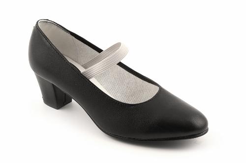 Zapato principiante flamenco con gomas