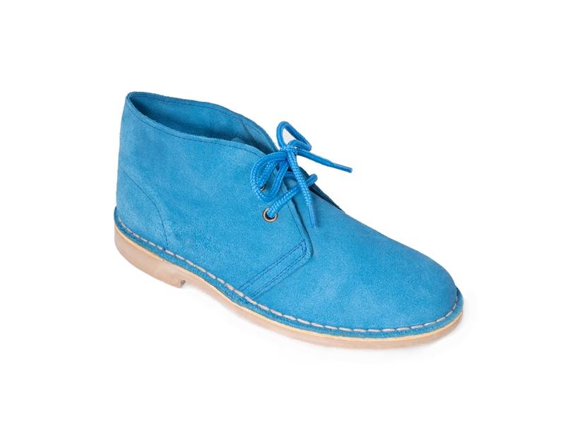 Safari (Pisamierdas) clásico color azulón