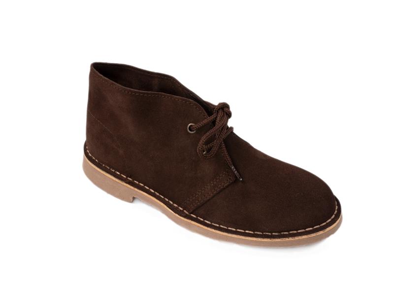 Safari (Pisamierdas) clásico color marrón