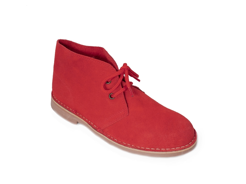 Safari (Pisamierdas) clásico color rojo