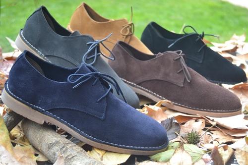 Zapato Safari con cordones